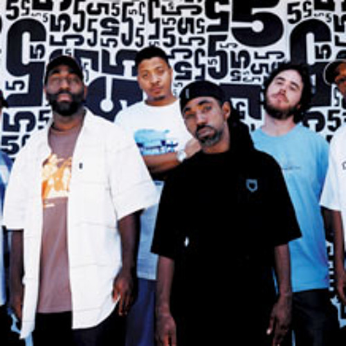 Jurassic 5 - Red Hot (Pleasure Boys Over de Schutting Remix)