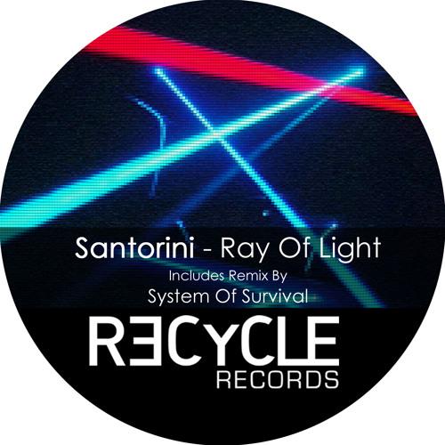 Santorini - A Ray Of Light