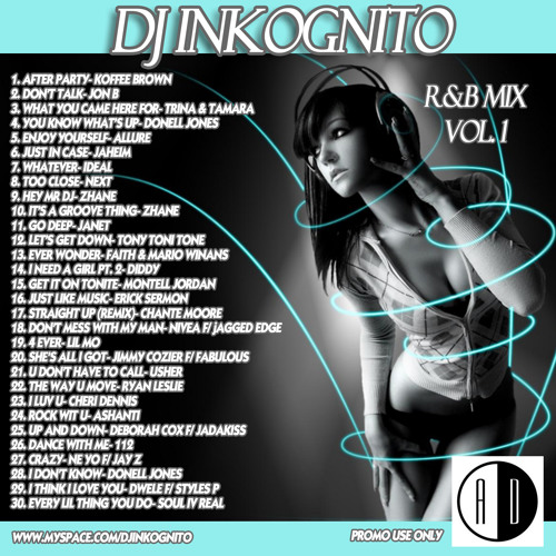 DJ Inkognito Rnb mix