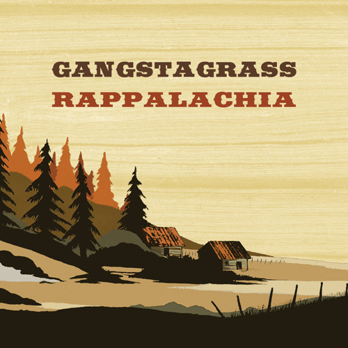 Gangstagrass-Bound To Ride featuring R-SON and Dolio The Sleuth