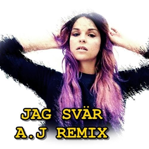 Alina Devecerski - Jag Svär (A.J Remix)