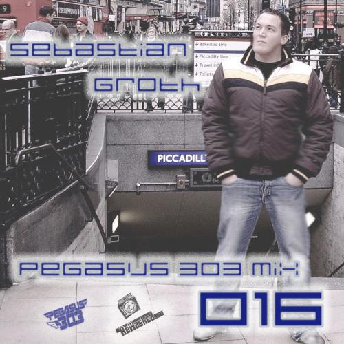 Pegasus 303 Mix 016 with Sebastian Groth