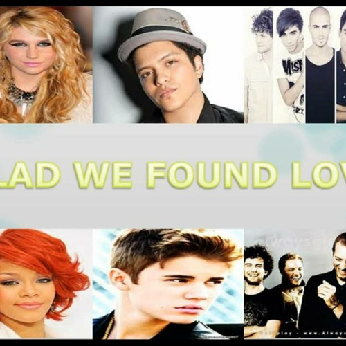 GLAD YOU FOUND LOVE - Dj 2mc M@$HU:P