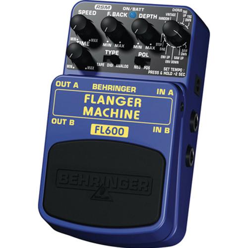 """BEHRINGER SoundDemo """"FL600"""" 02"""