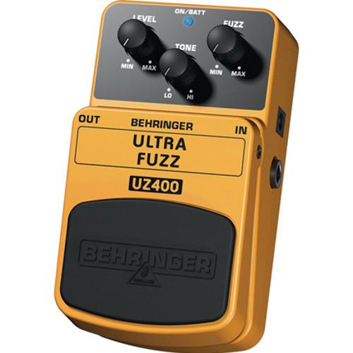 """BEHRINGER SoundDemo """"UZ400"""" 02"""