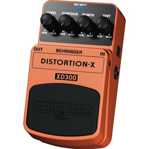 """BEHRINGER SoundDemo """"XD300"""" 01"""