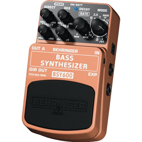 """BEHRINGER SoundDemo """"BSY600"""" 01"""