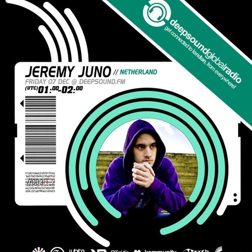 DEEPSOUND.FM presents: TECHSOUL RECORDS SHOWCASE - Jeremy Juno (1 hour guest mix)