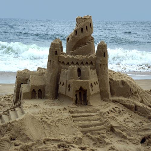 Thinking of Sand
