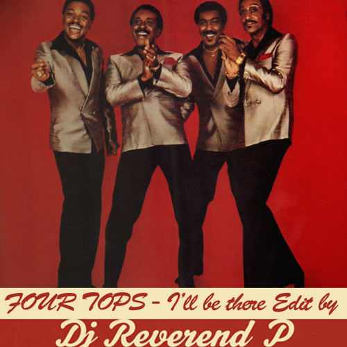 The Four Tops - Reach Out Reverend P Edit
