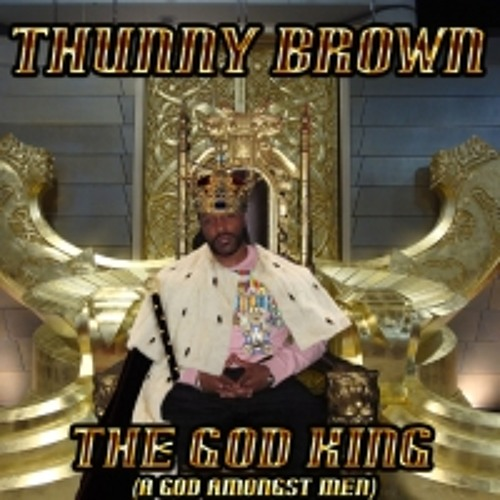 THUNNY BROWN - Face Of God (prod.by StayReal!)