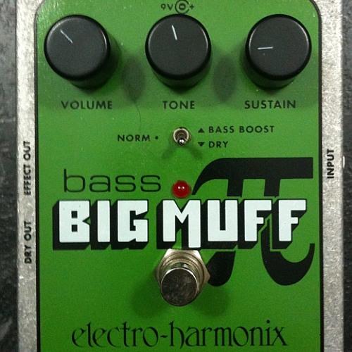 Martian Arts - Big Muff (remix, feat. JP) [demo]