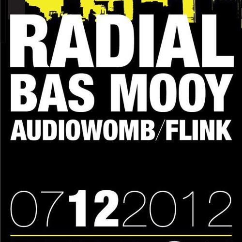 Radial@Strictly Techno 07 12 2012