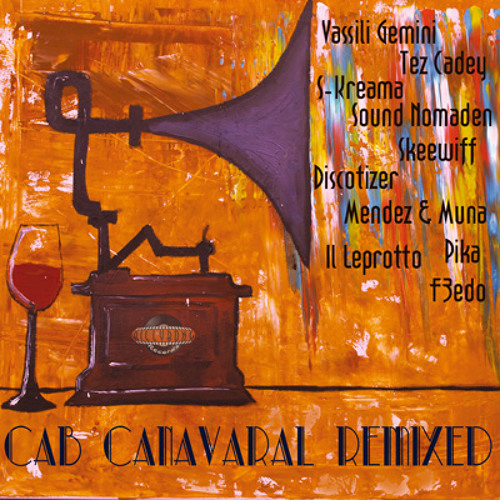 """""""Cab Canavaral Remixed"""" preview-mix (release: 12/12/12)"""