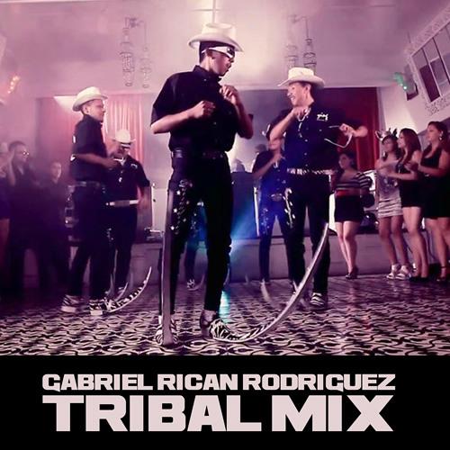 Tribal Mix - Gabriel Rican Rodriguez