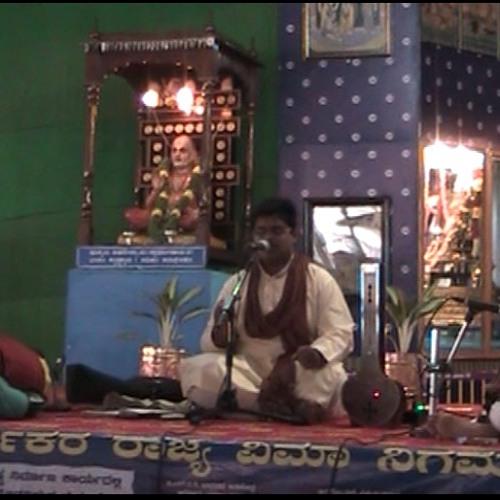 Marivere Dikkevaraiyya - Shanmukhapriya - Adi