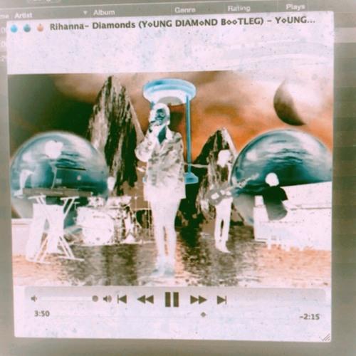 Rihanna- Diamonds (Y◊UNG DIAM◊ND B◊◊TLEG) v1.0