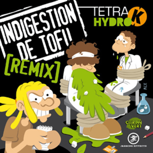 Tetra Hydro K - Indigestion de Tofu - Skadub (Mooncat remix)