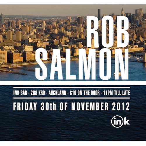 Rob Salmon Live at Ink Auckland NZ