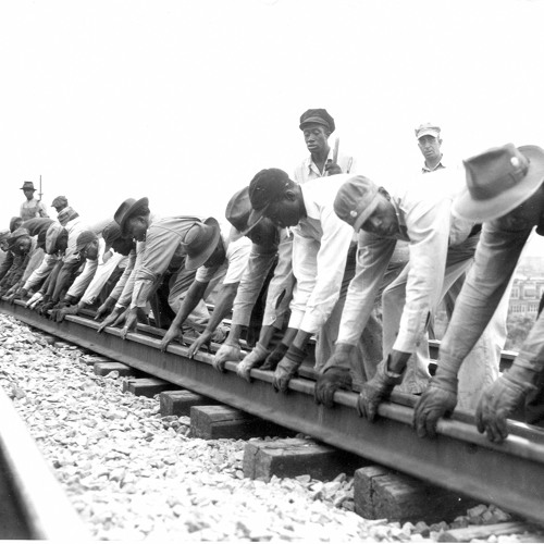 Railroads (Beat By Burger Beats)