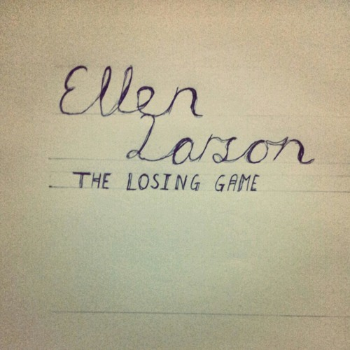 The Losing Game- Ellen Larson (Live acoustic performance)