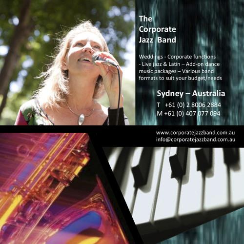 Corporate Jazz Band - Nov 2012 DEMO