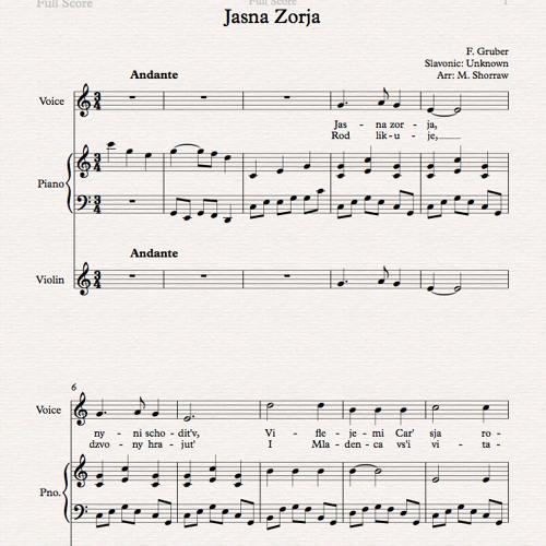 Jasna Zorja