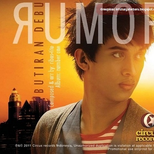 Rumor - Butiran Debu (Chandra Cover)