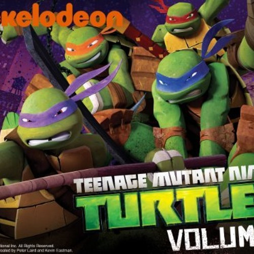 Teenage mutant ninja turtles 2012 the official tmnt theme song by