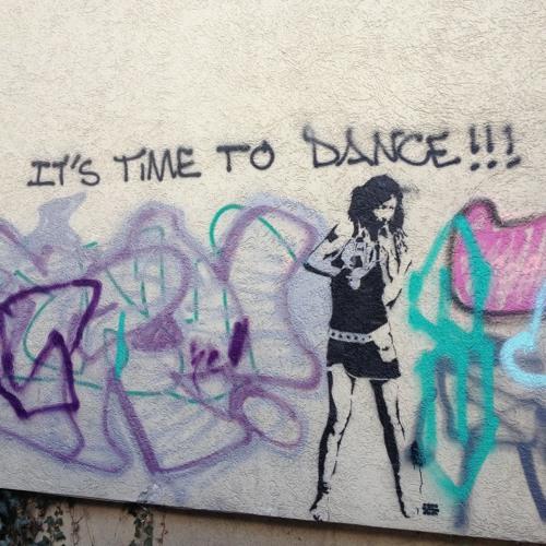 Lets go dancing - BarbNerdy (December 2012)