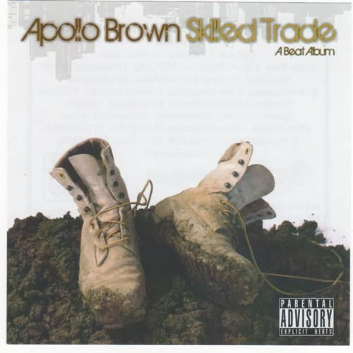 Apollo Brown - Skilled Trade - 06 We Almost Lost Detroit (R.I.P. J Dilla)