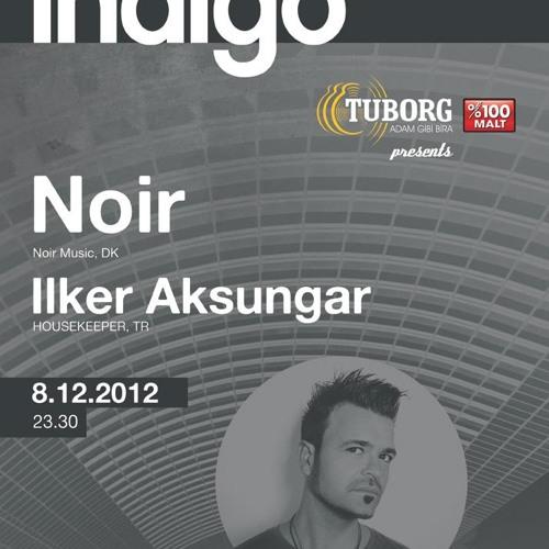 Ilker Aksungar  08.12.2012 Indigo Istanbul live set