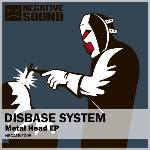 [NEGATIVE005-01] DISBASE SYSTEM - Metal Head (CUT) OUT NOW!!!