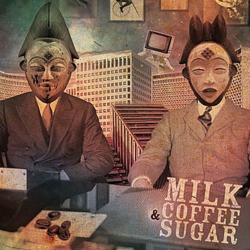 milk coffee and sugar-elle(s)