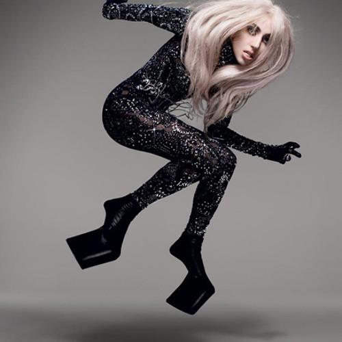 Lady Gaga (Animal Style)