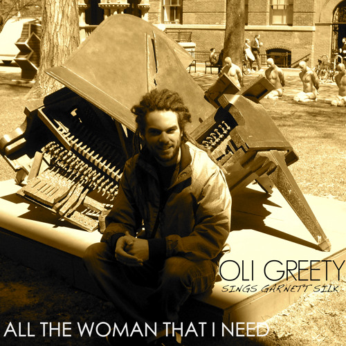 ALL THE WOMAN THAT I NEED - OLi GreEtY sings Garnett Silk