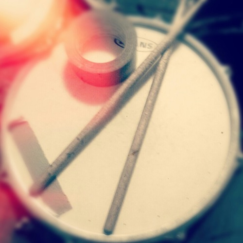 Fooling Around On The Drums