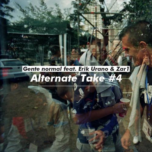 """Agorazein - """"Gente normal"""" (Remix) feat. Erik Urano & Zar1"""