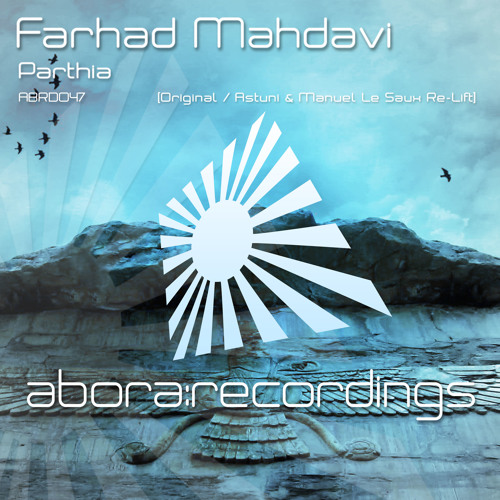 Farhad Mahdavi - Parthia (Original Mix)
