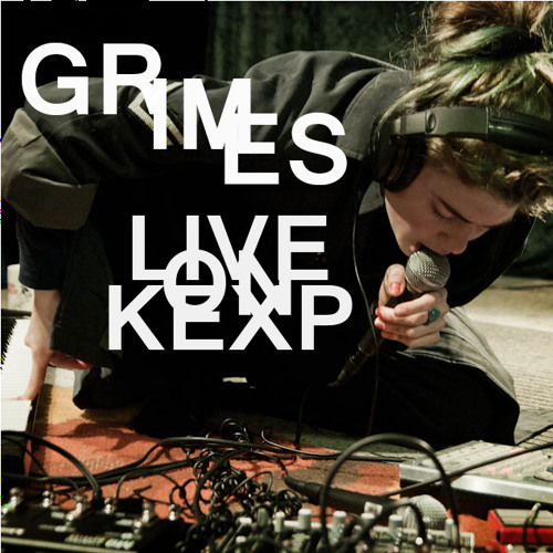 Grimes - Symphonia IX (my wait is u) (Live on KEXP)