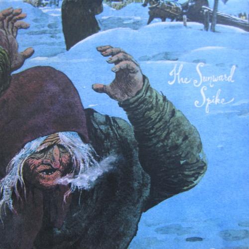 The Sunward Spike (2005)