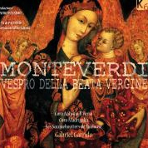 Lauda Ierusalem from Vespro della Beata Vergine (Cl. Monteverdi)