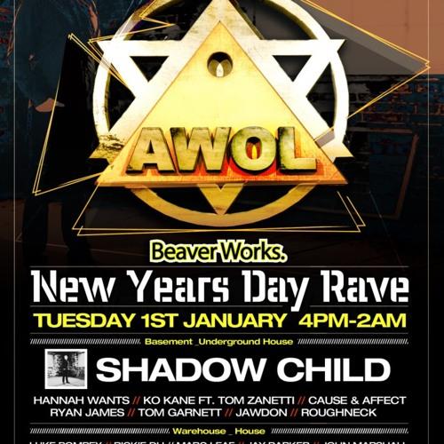 Tom Garnett - AWOL New Years Day Mix | 01/12/12 @ Beaverworks