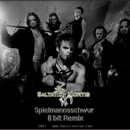 Saltatio Mortis - Spielmannsschwur - 8bit remix
