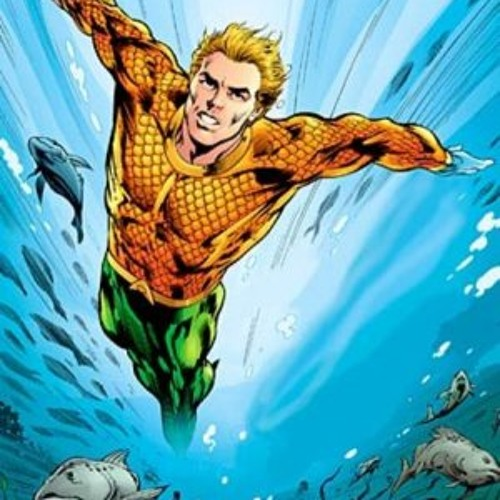 Aquaman Has Gone To Heaven
