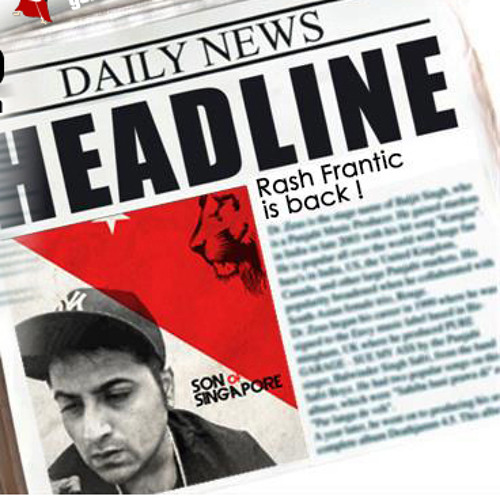 Headline- Remix By Rash Frantic (www.yobhangra.com)