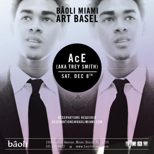 AcE - Bâoli Vita Part 1 (Live from Miami: Art Basel)