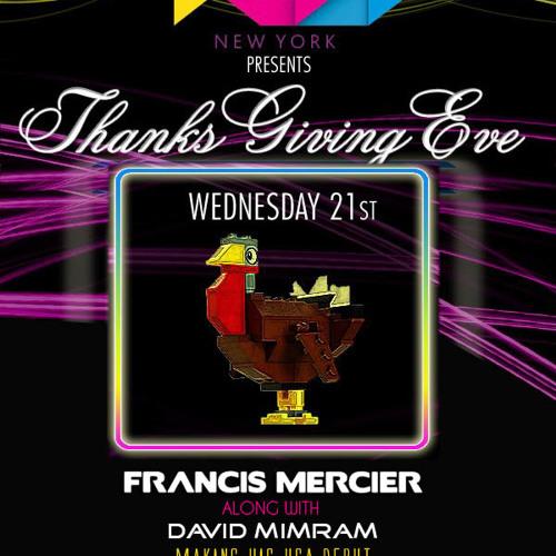 David Mimram - BTP - Live @ TOY in Gansevoort Hotel NYC Thanksgiving Eve 2012 1