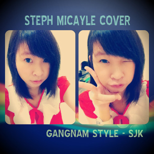 SjK - Gangnam Style Acoustic (Steph Micayle Cover)