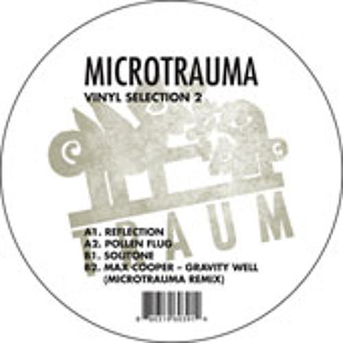 Traum V158 - Microtrauma - Max Cooper - Gravity Well (Microtrauma remix)